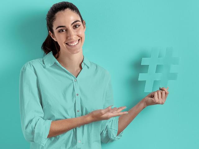 Hashtags και ποια είναι αυτά τα επώνυμα Hashtags